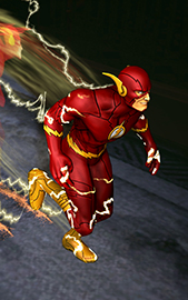 The Flash Character Model 2