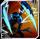 Mandible Taser icon