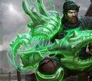 Atomic Green Lantern/Costumes