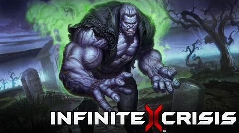 Champion Unmasked Solomon Grundy