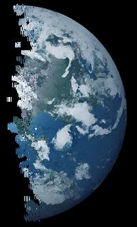 Planet-blue
