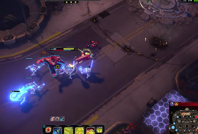 File:Supergirl gameplay screenshot 1.png