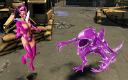 Classic Star Sapphire Gameplay Skin Infinite Crisis