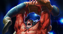 Diablo Rojo Atrocitus Skin Costume Art