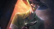 Summer Laughs Joker Splash Art Skin