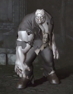 Solomon Grundy Champion Model