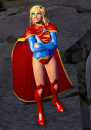 Supergirl champion model