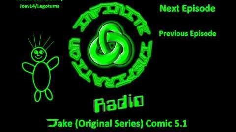 Jake Comic 5.1