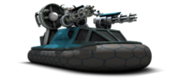 Gatling Skimmer