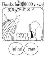 900,000 Views Infinity Train