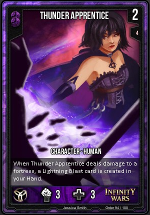 ORDER- Thunder Apprentice