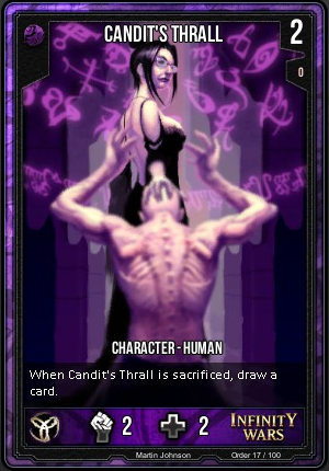 ORDER- Candit's Thrall