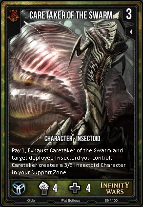ORDER- Caretaker Of The Swarm T