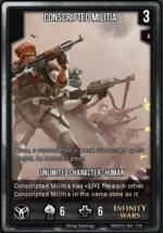 CORE- Conscripted Militia