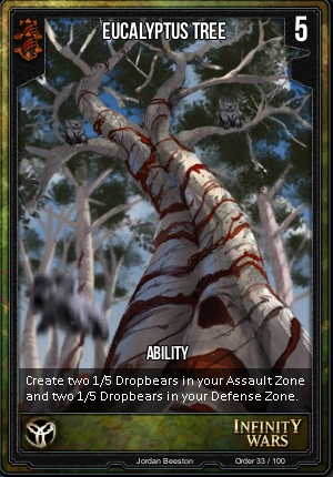 ORDER- Eucalyptus Tree