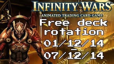 Infinity Wars - Free Deck Rotation - Episode 2