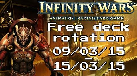 Infinity Wars - Free Deck Rotation - Episode 11