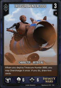 Treasure Hunter 3000