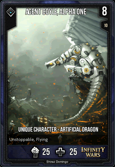 Alpha 1 Dragon