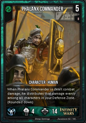 ASCENSION- Phalanx Commander