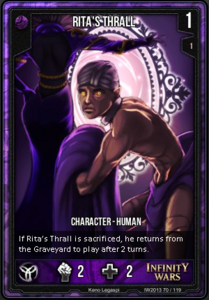 Rita's Thrall