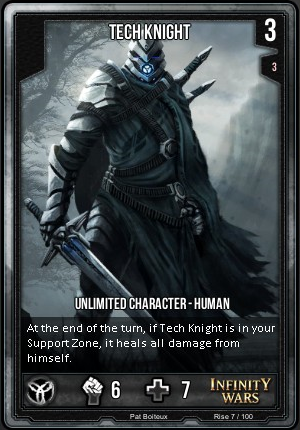 RISE- Tech Knight