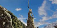 Dam Statue (Tomb)