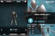 Omega Armor XOS-7 ib2