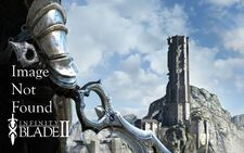 Infinity blade 2-wide