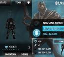 Adamant Armor