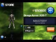 Omega Armor