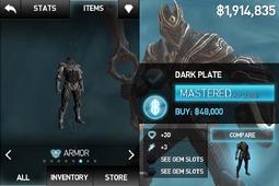 Dark Plate