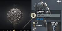 Gearcutter