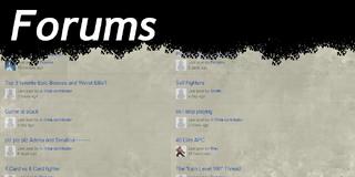 Wiki forums