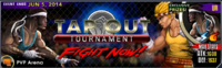 Tap Out Tournament