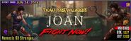Joan banner