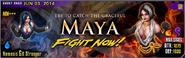 Maya banner