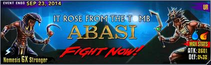 Abasi banner
