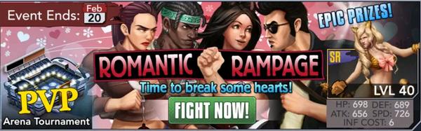 Romantic Rampage