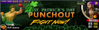 St. Patrick's Day Punchout