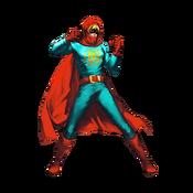 Furious fist render