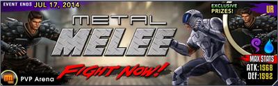 Metal Melee