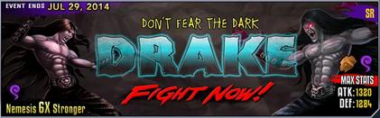 Drake banner