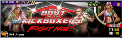 Bout of the Kickboxers