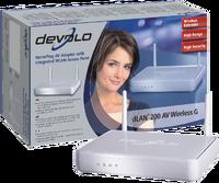 Devolo dLAN 200 AV WirelessGc