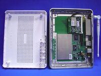 Asus WL-500gP v1.0 FCCd