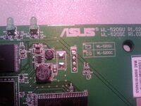 Asus WL-520GUe