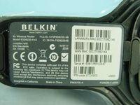Belkin F5D8235-4 v20xx FCC f