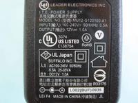 Buffalo WHR-G300N v2.0 FCC i
