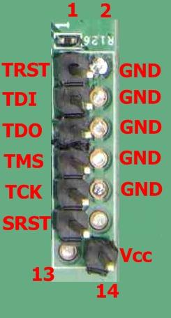 4-FONERA 2200A JTAG v2.6